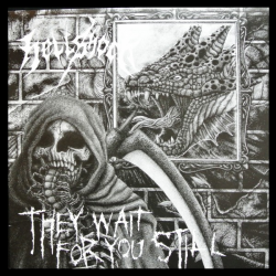 "HELLSHOCK ""They wait for you still"" LP"