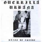 "GUERRILLA URBANA ""Razon de estado"" LP"
