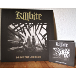 "KILLBITE ""Discrimi-nation"" Lp incluye CD"